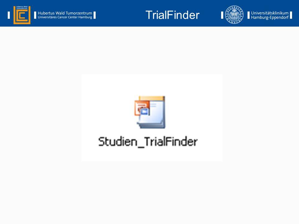 TrialFinder