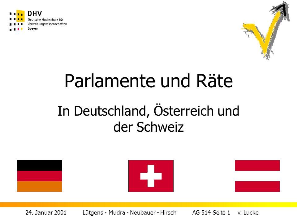 In Deutschland, Österreich und der Schweiz