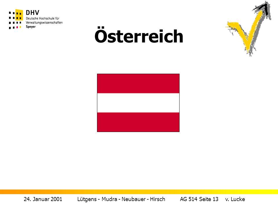 Österreich 24.