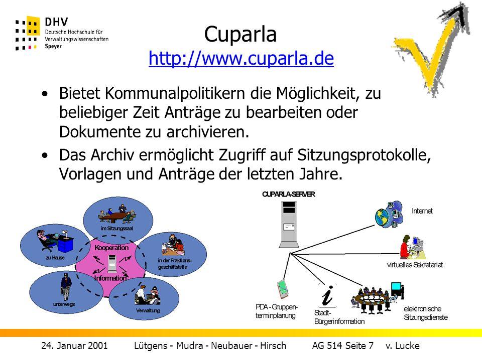 Cuparla http://www.cuparla.de
