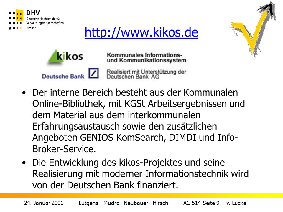 http://www.kikos.de