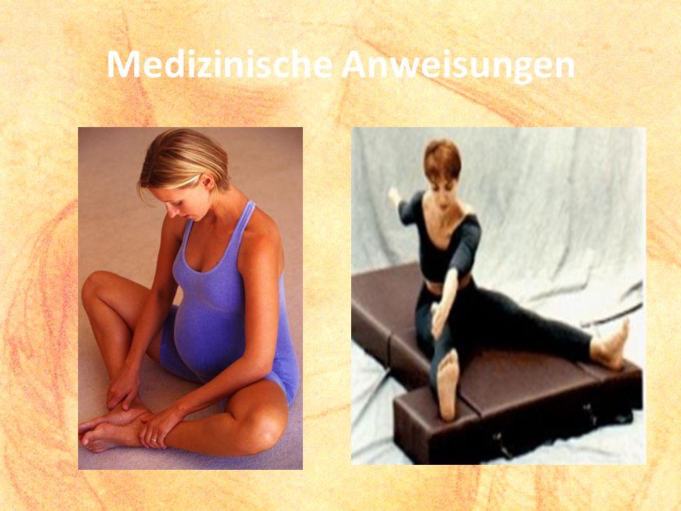 Medizinische Anweisungen