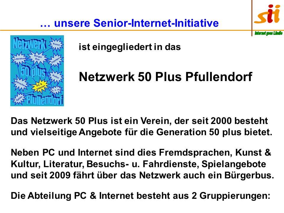 … unsere Senior-Internet-Initiative