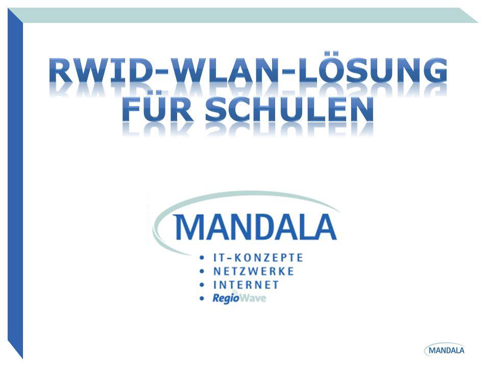 RWID-WLAN-Lösung für Schulen
