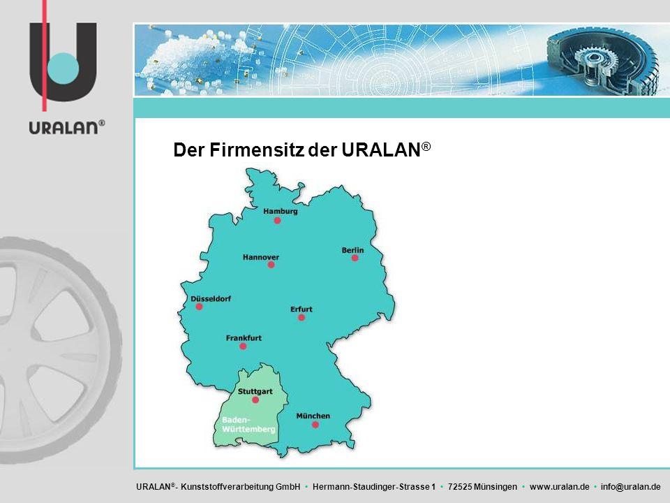 Der Firmensitz der URALAN®