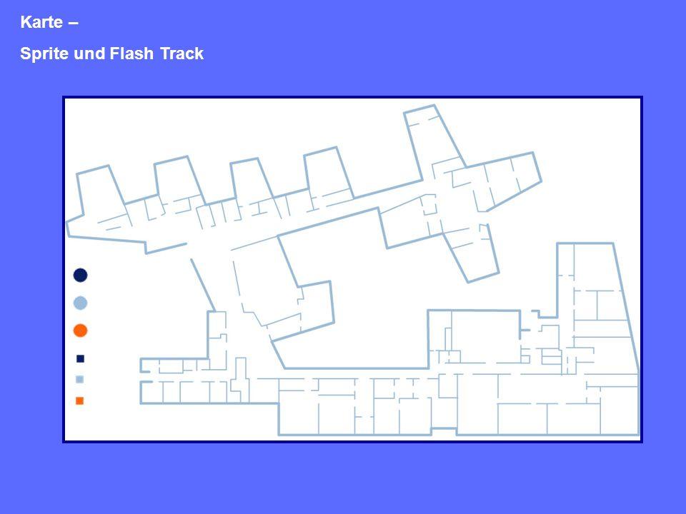 Karte – Sprite und Flash Track