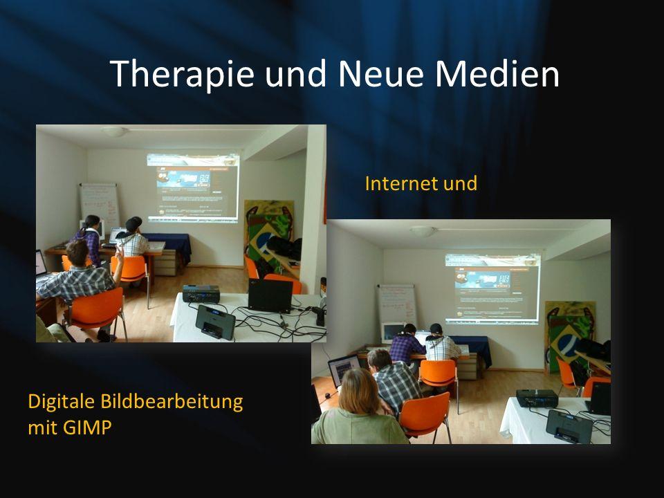 Therapie und Neue Medien