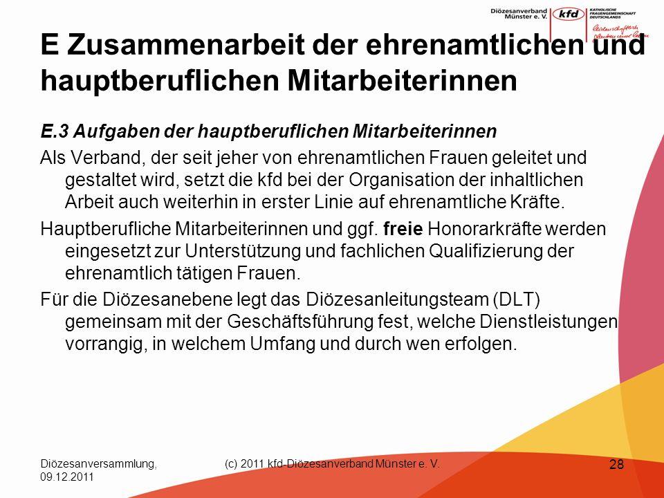 (c) 2011 kfd-Diözesanverband Münster e. V.