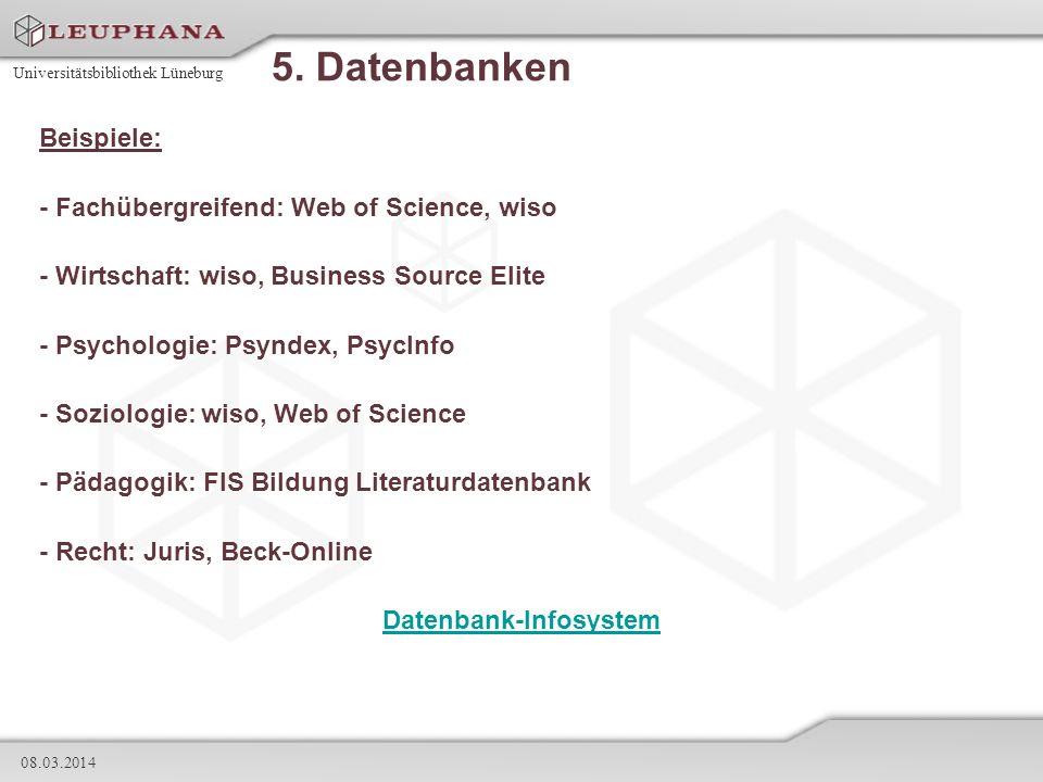 Datenbank-Infosystem