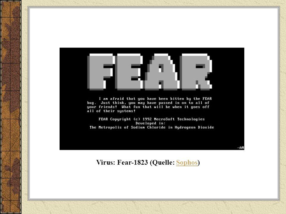 Virus: Fear-1823 (Quelle: Sophos)