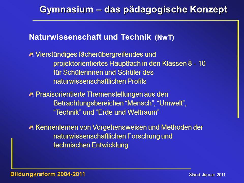Naturwissenschaft und Technik (NwT)