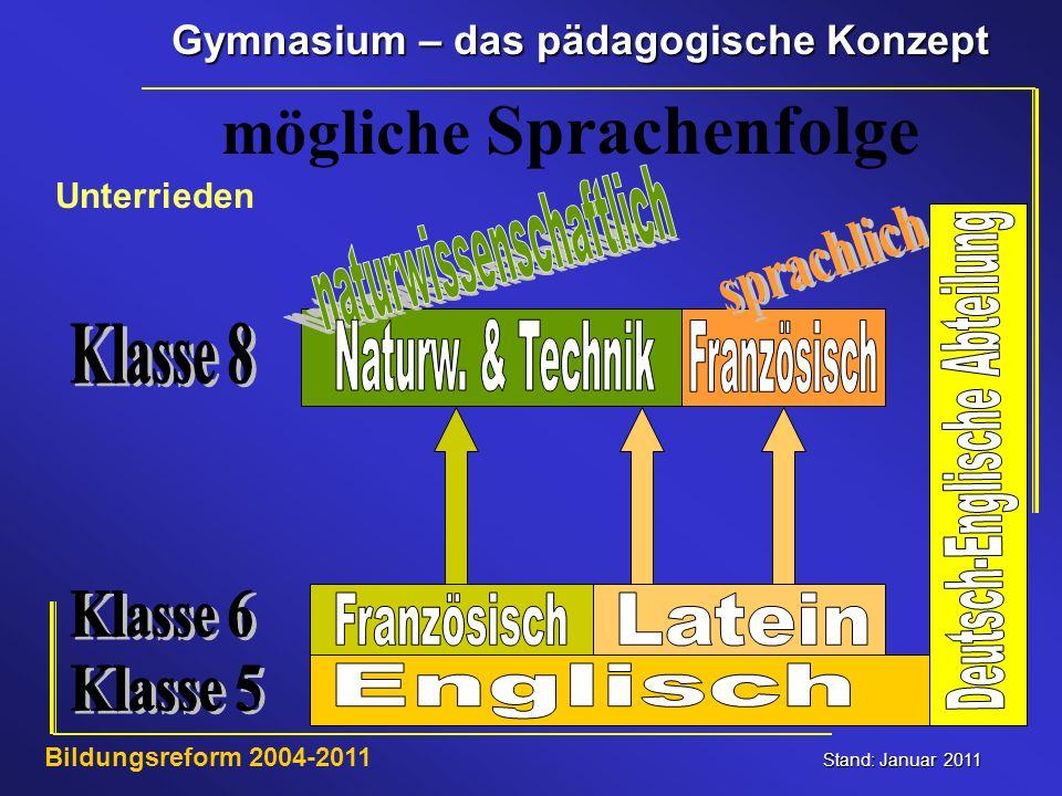 naturwissenschaftlich Deutsch-Englische Abteilung