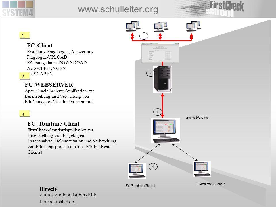 FC-Client FC-WEBSERVER FC- Runtime-Client 1