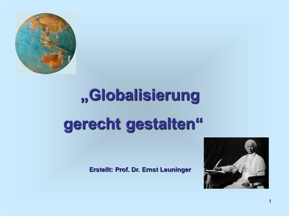 Erstellt: Prof. Dr. Ernst Leuninger