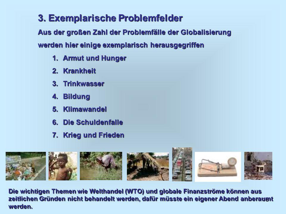 3. Exemplarische Problemfelder