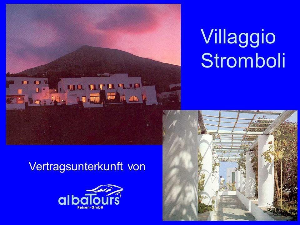 Villaggio Stromboli Villaggio Stromboli Vertragsunterkunft von