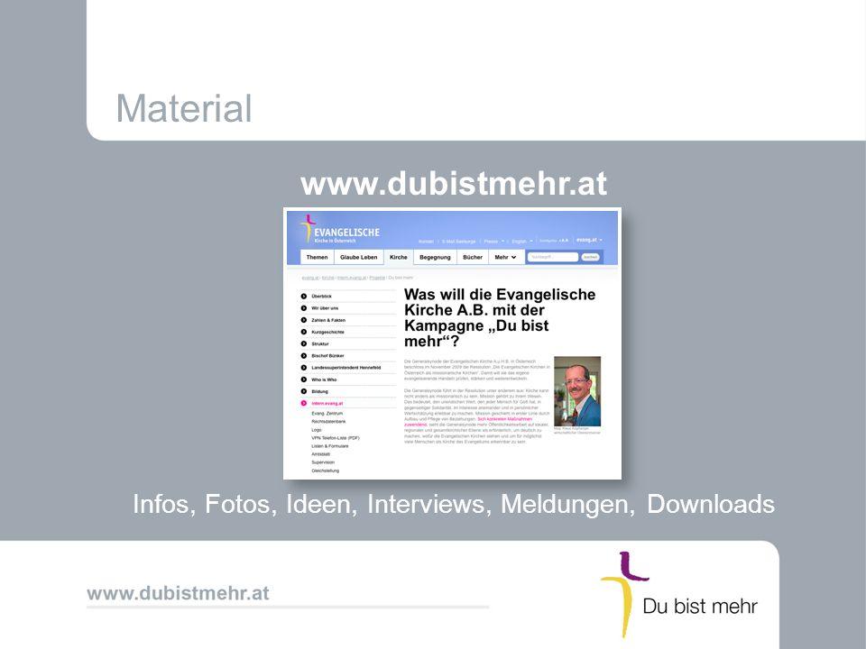 Infos, Fotos, Ideen, Interviews, Meldungen, Downloads