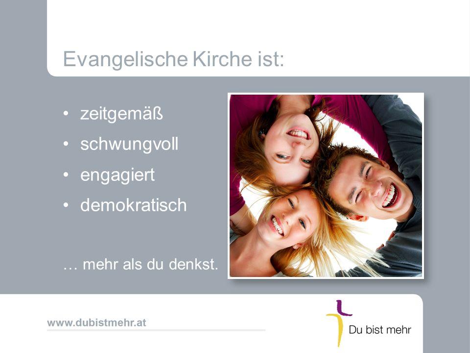 Evangelische Kirche ist: