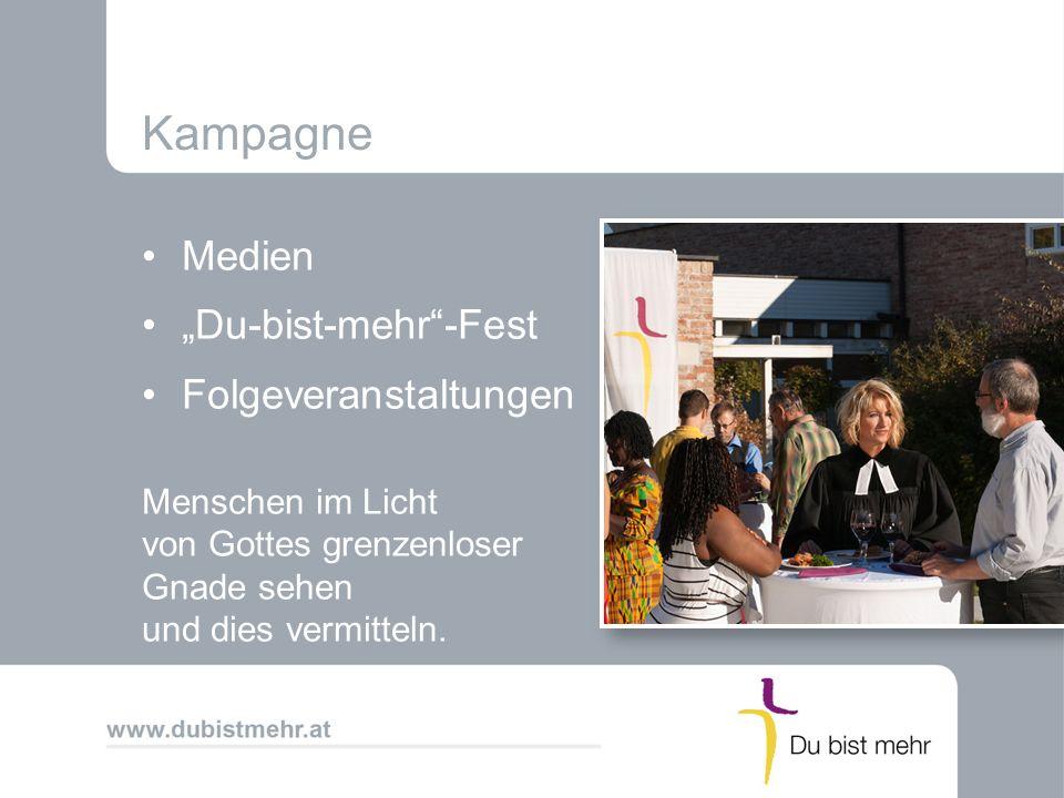 """Kampagne Medien """"Du-bist-mehr -Fest Folgeveranstaltungen"""