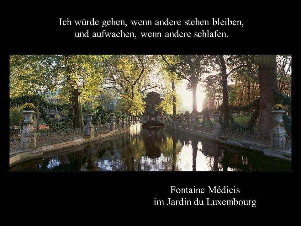 Fontaine Médicis im Jardin du Luxembourg