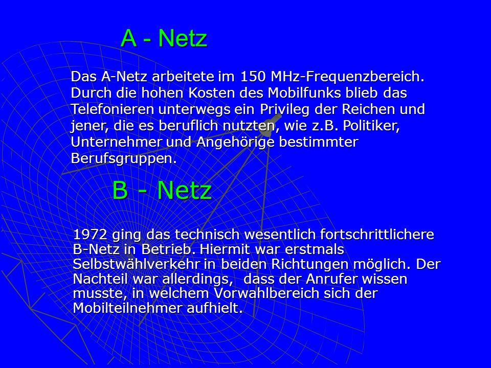 A - Netz
