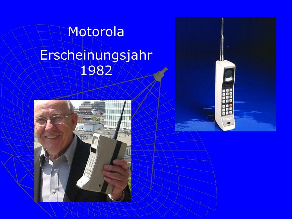 Motorola Erscheinungsjahr 1982