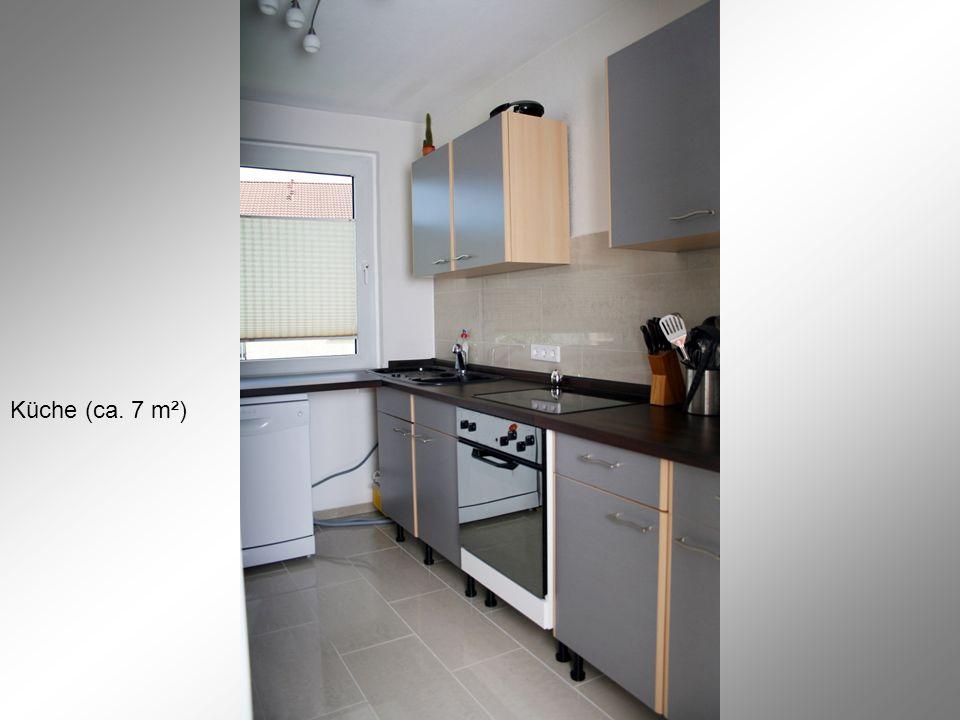 Küche (ca. 7 m²)
