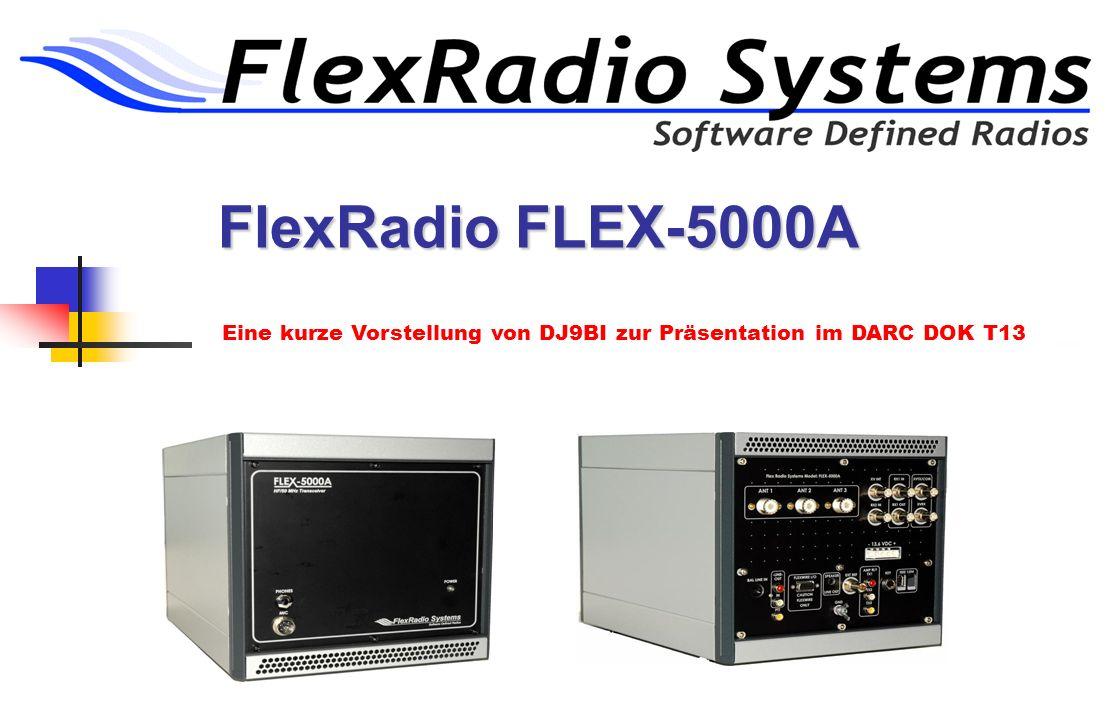 Eine kurze Vorstellung von DJ9BI zur Präsentation im DARC DOK T13