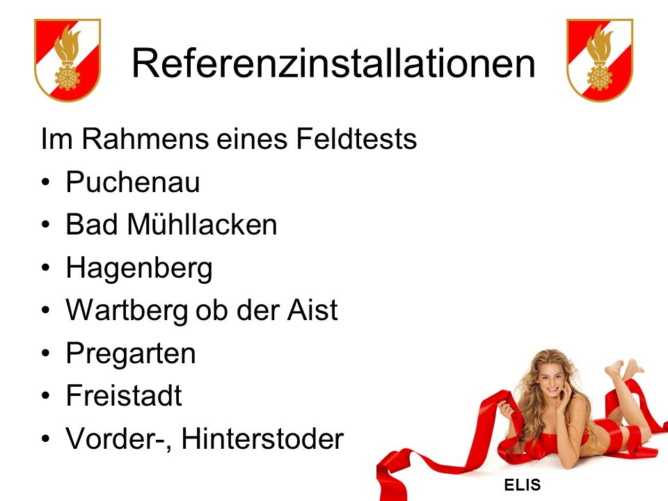 Referenzinstallationen