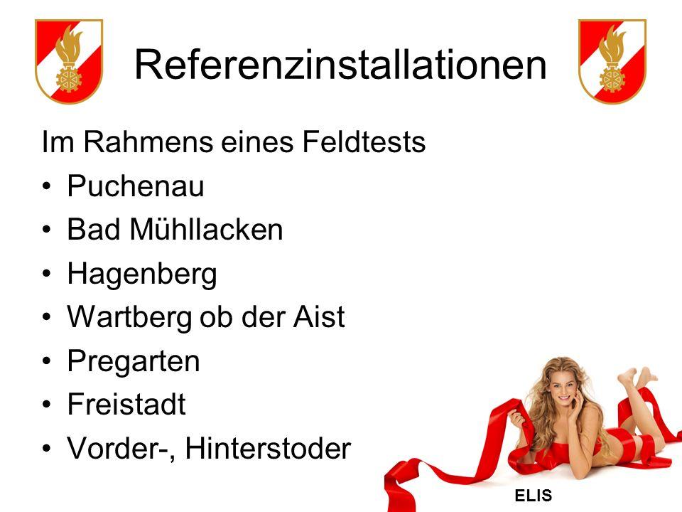 Referenzinstallationen