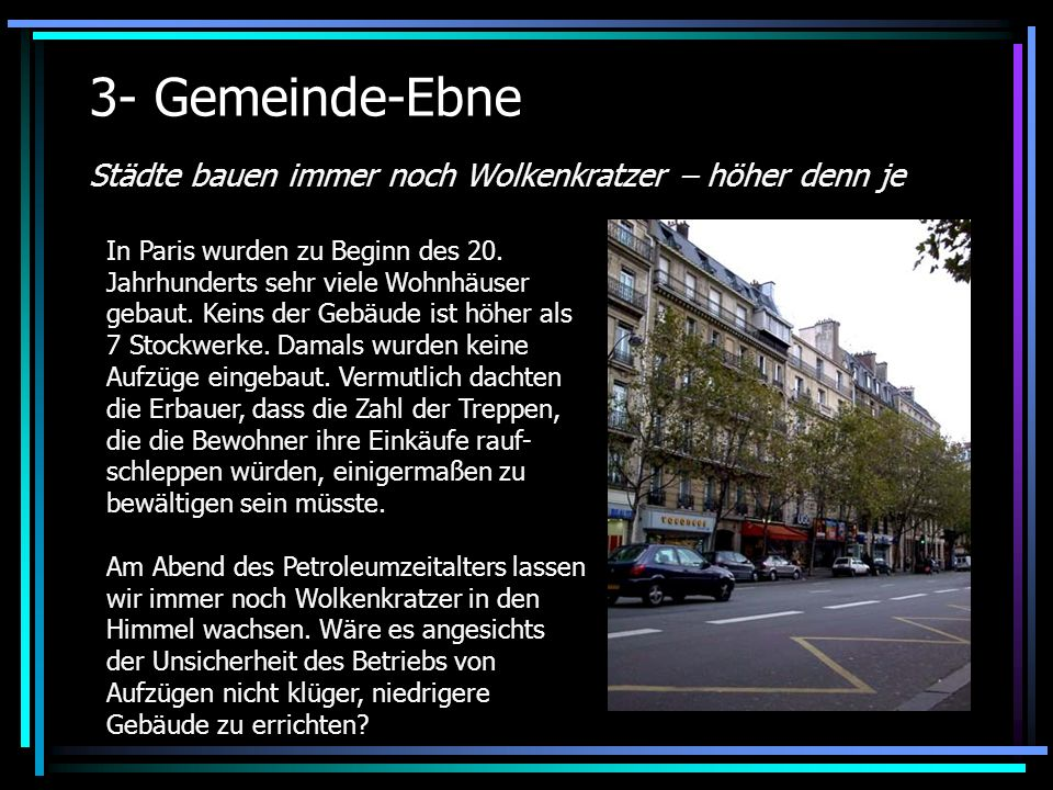 3- Gemeinde-Ebne Städte bauen immer noch Wolkenkratzer – höher denn je