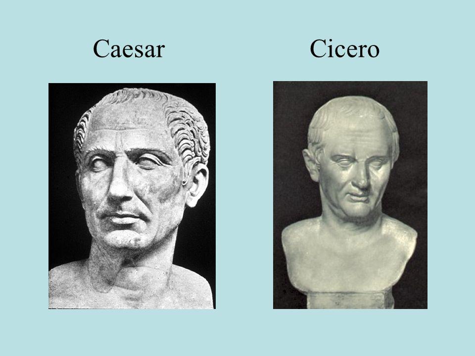 Cicero Caesar