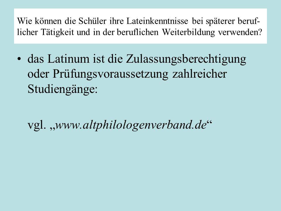 "vgl. ""www.altphilologenverband.de"