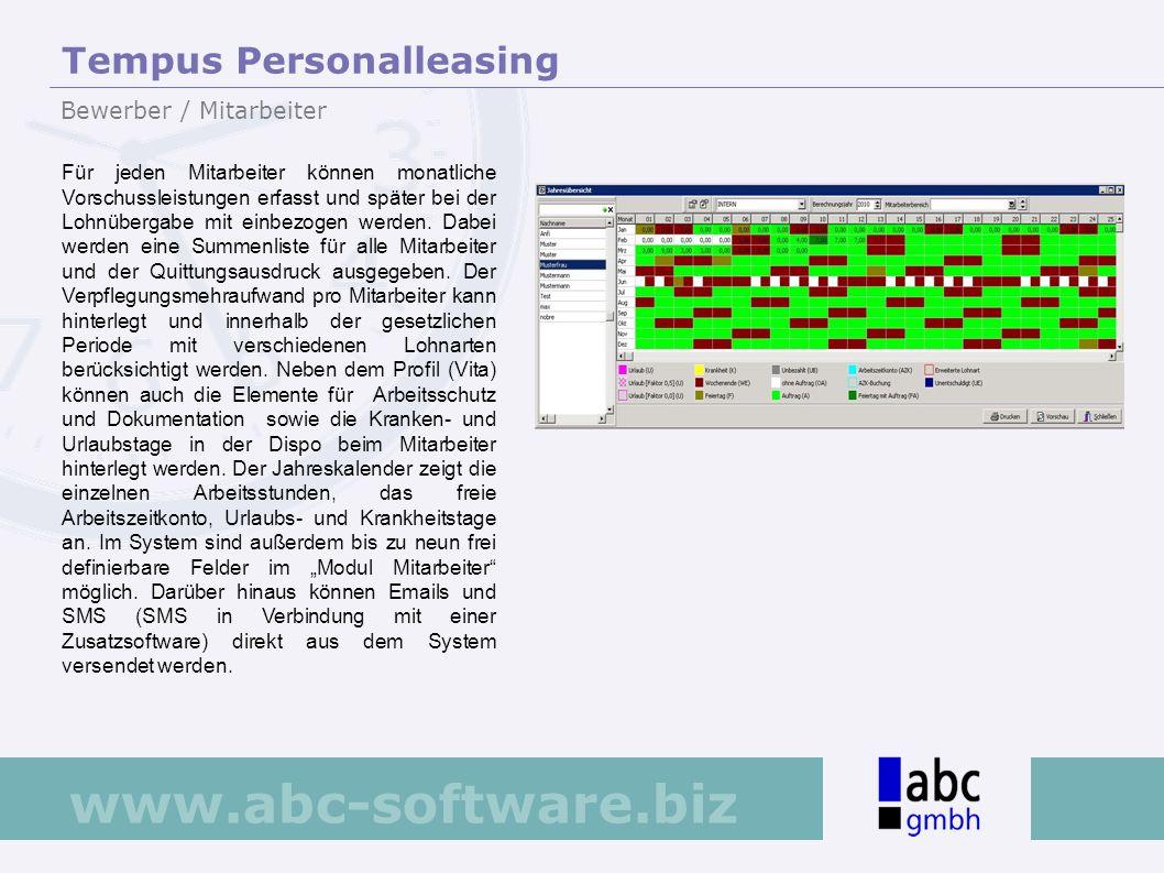 Tempus Personalleasing