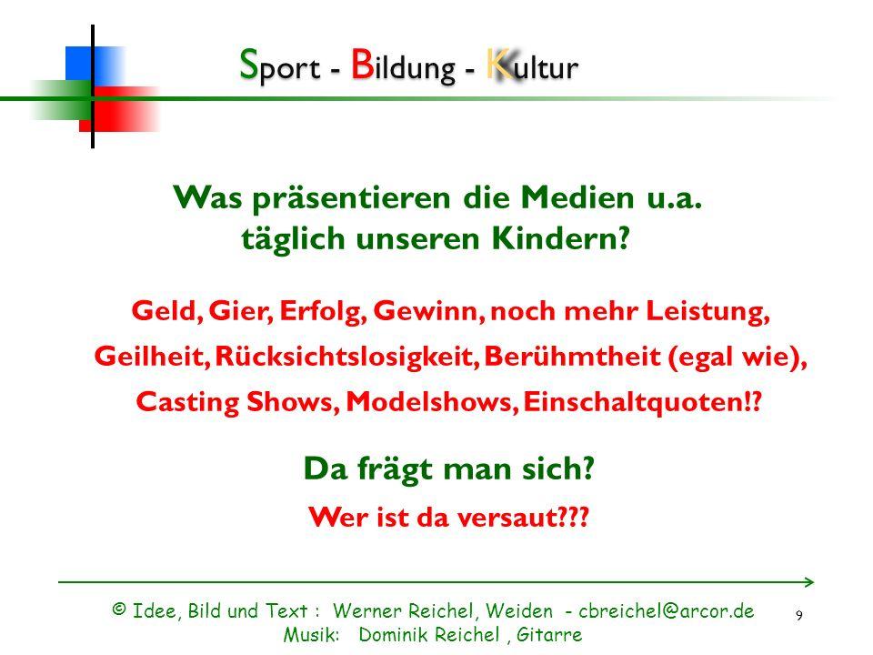Sport - Bildung - Kultur