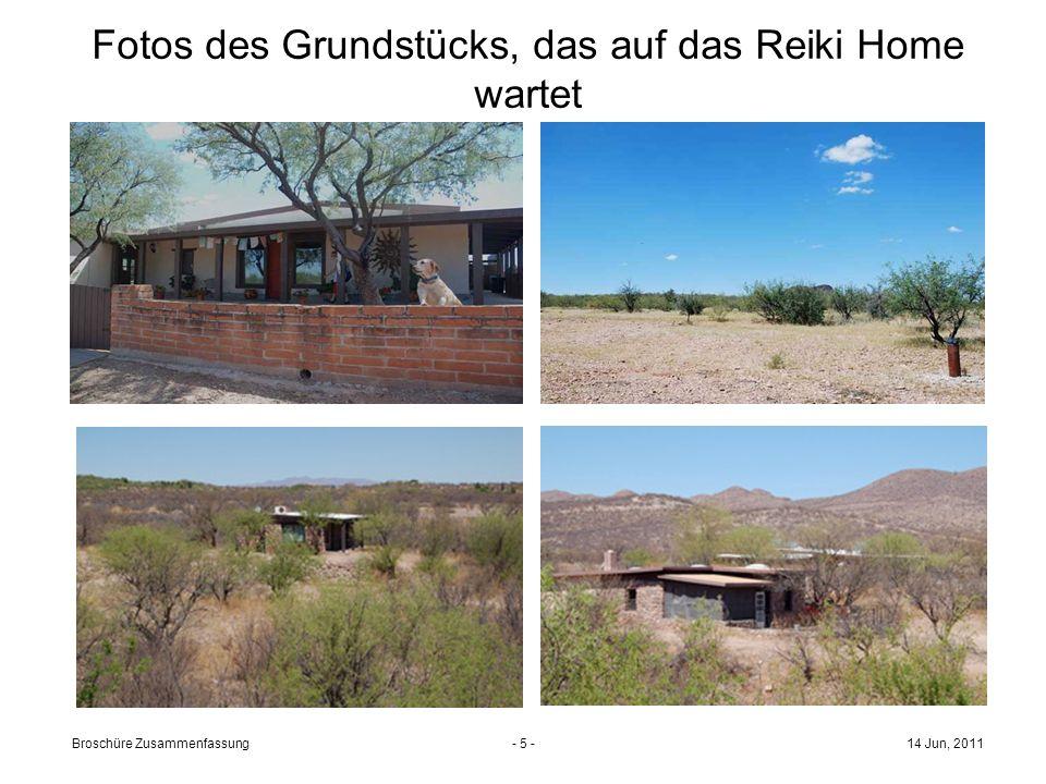 Fotos des Grundstücks, das auf das Reiki Home wartet