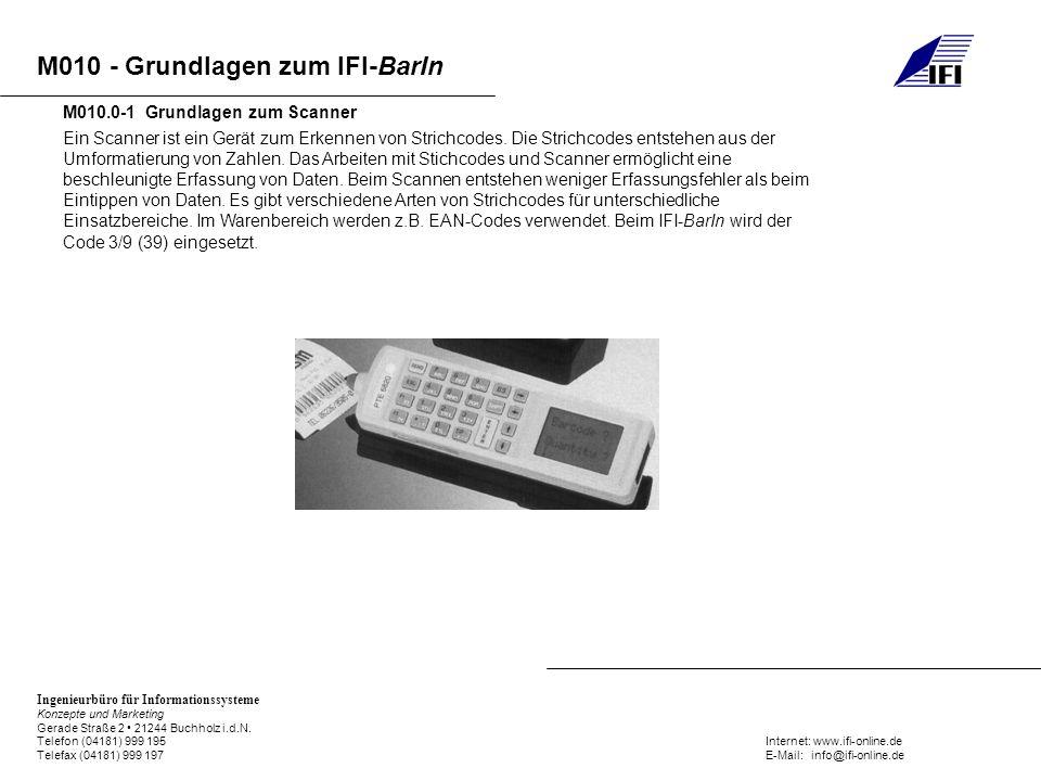 M010.0-1 Grundlagen zum Scanner