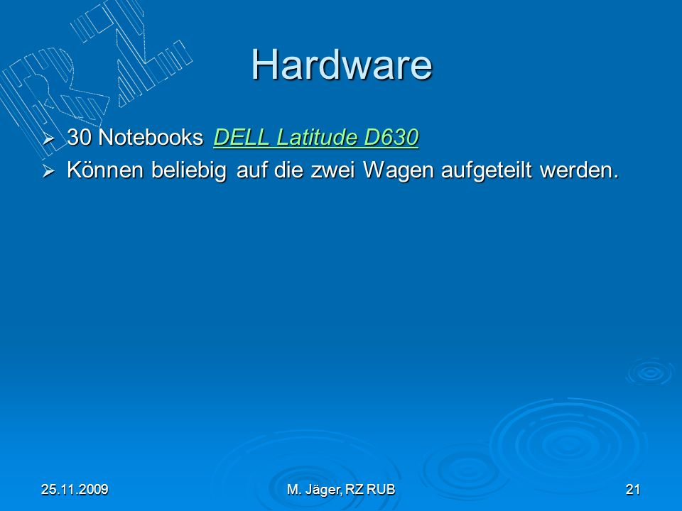 Hardware 30 Notebooks DELL Latitude D630