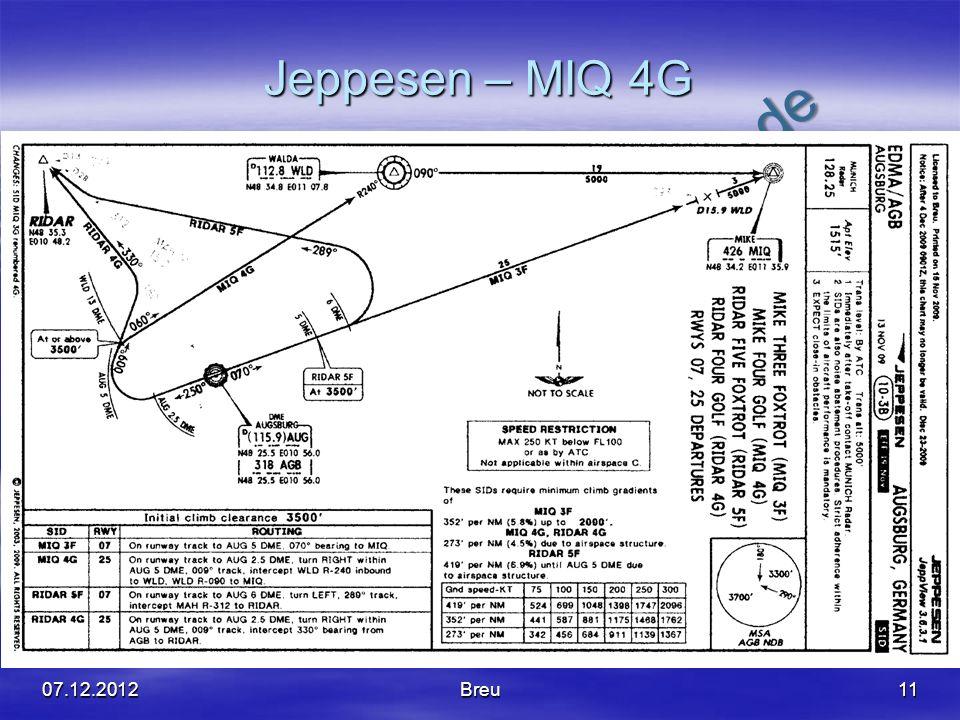 Jeppesen – MIQ 4G 07.12.2012 Breu