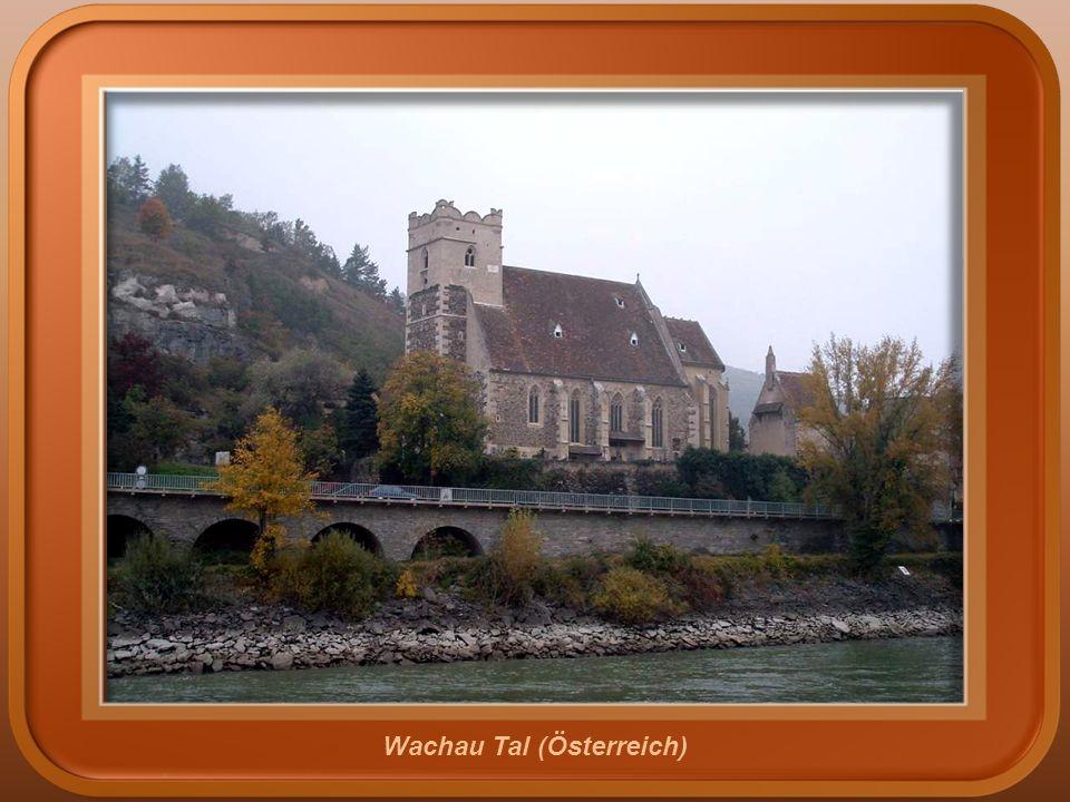 Wachau Tal (Österreich)