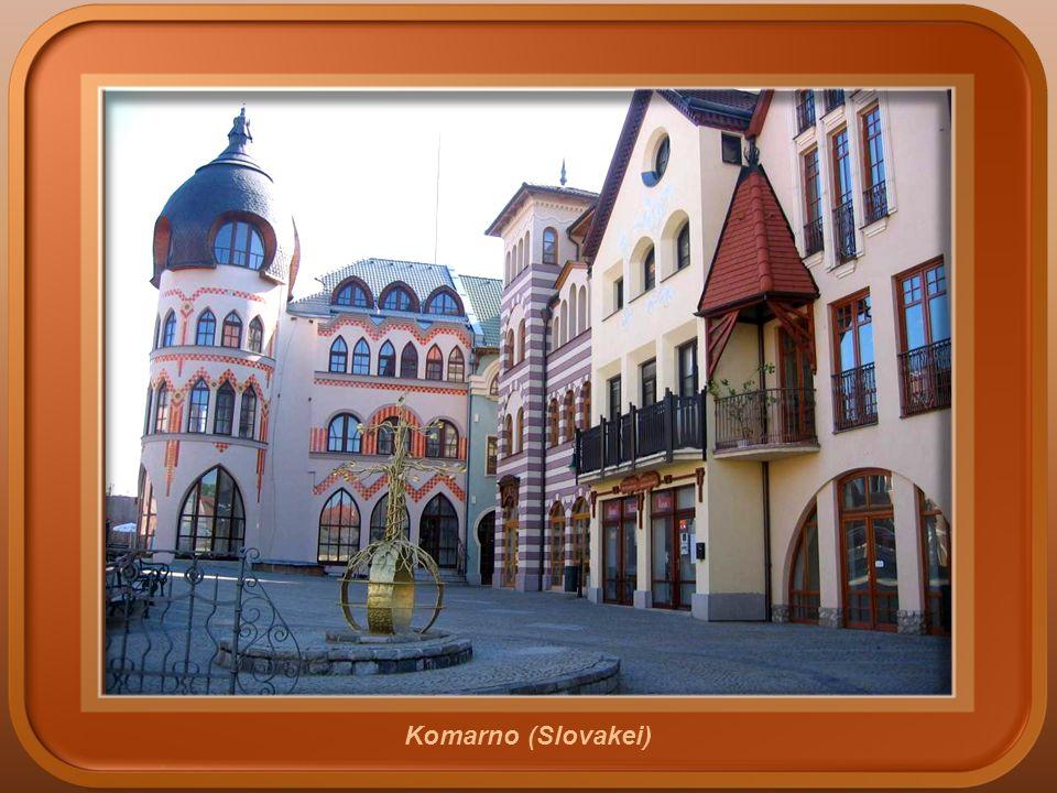 Komarno (Slovakei)