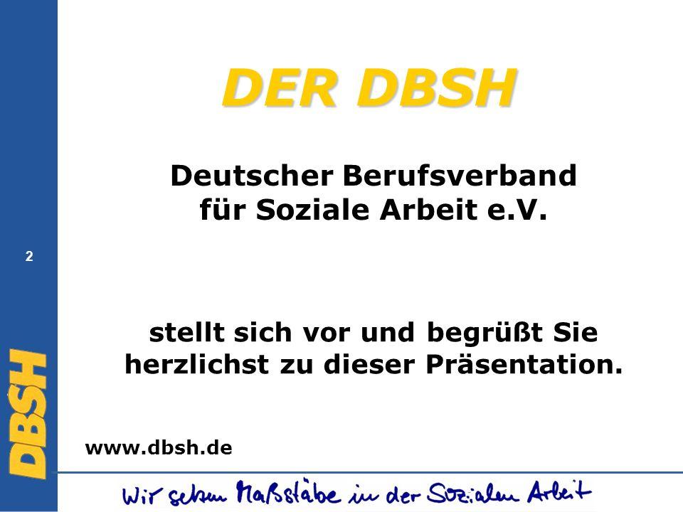 Deutscher Berufsverband für Soziale Arbeit e.V.