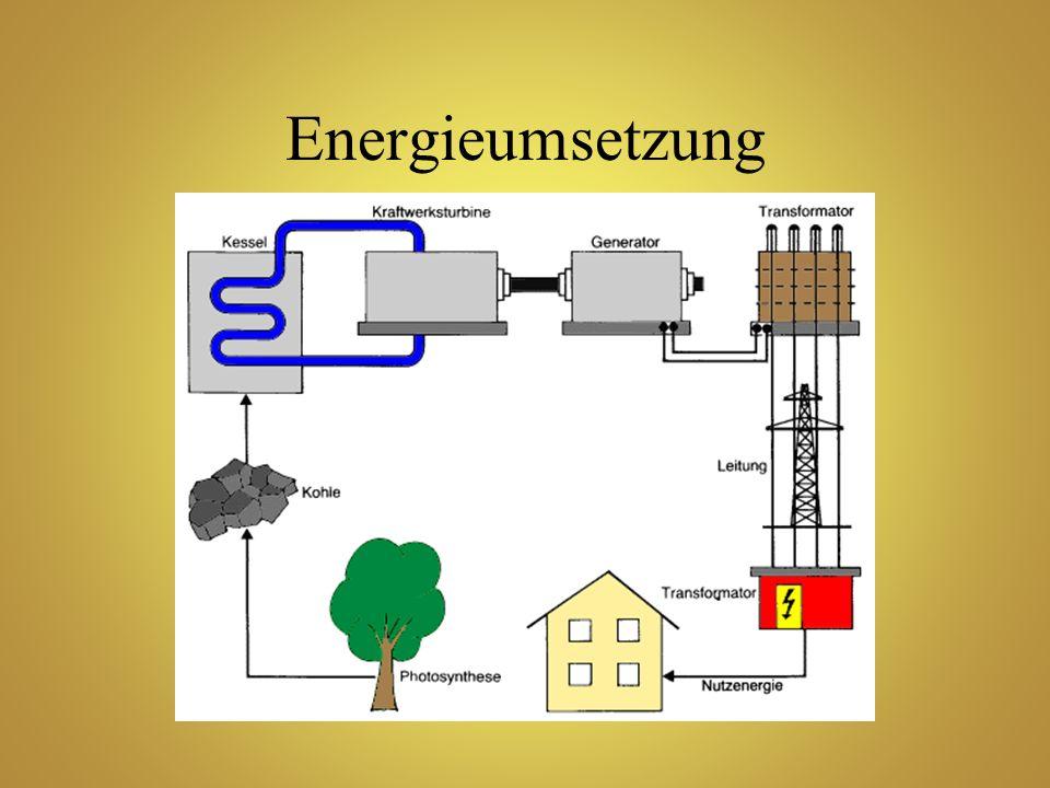 Energieumsetzung