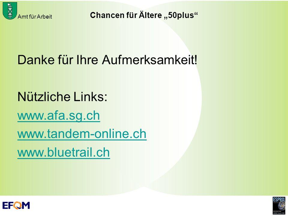 """Chancen für Ältere """"50plus"""