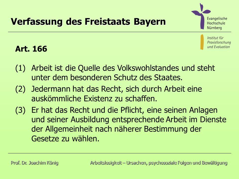 Verfassung des Freistaats Bayern