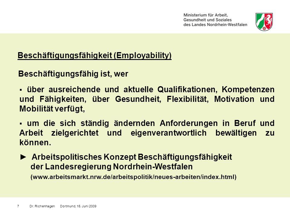 Beschäftigungsfähigkeit (Employability)
