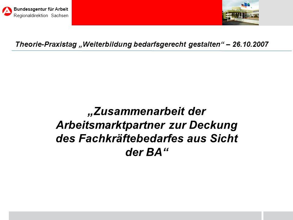 """Theorie-Praxistag """"Weiterbildung bedarfsgerecht gestalten – 26. 10"""