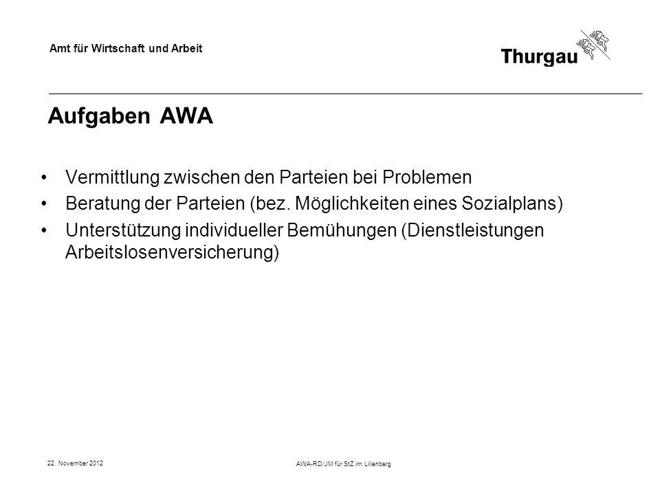 AWA-RD/JM für StZ im Lilienberg