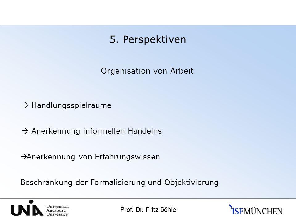 Organisation von Arbeit