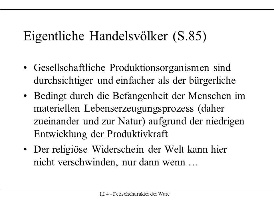 Eigentliche Handelsvölker (S.85)